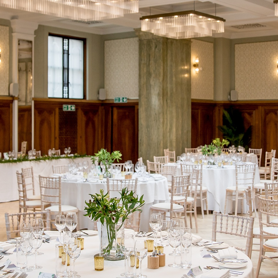 The elegant Blencowe Room at Pelham House